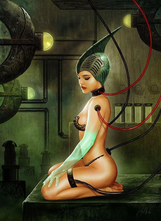 Creative Conceptual Art by Jose del Nido