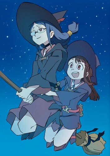 __kagari_atsuko_and_ursula_little_witch_academia_drawn_by_arai_hiroki__489385626f8c6e15b849a24d233537f2.jpg