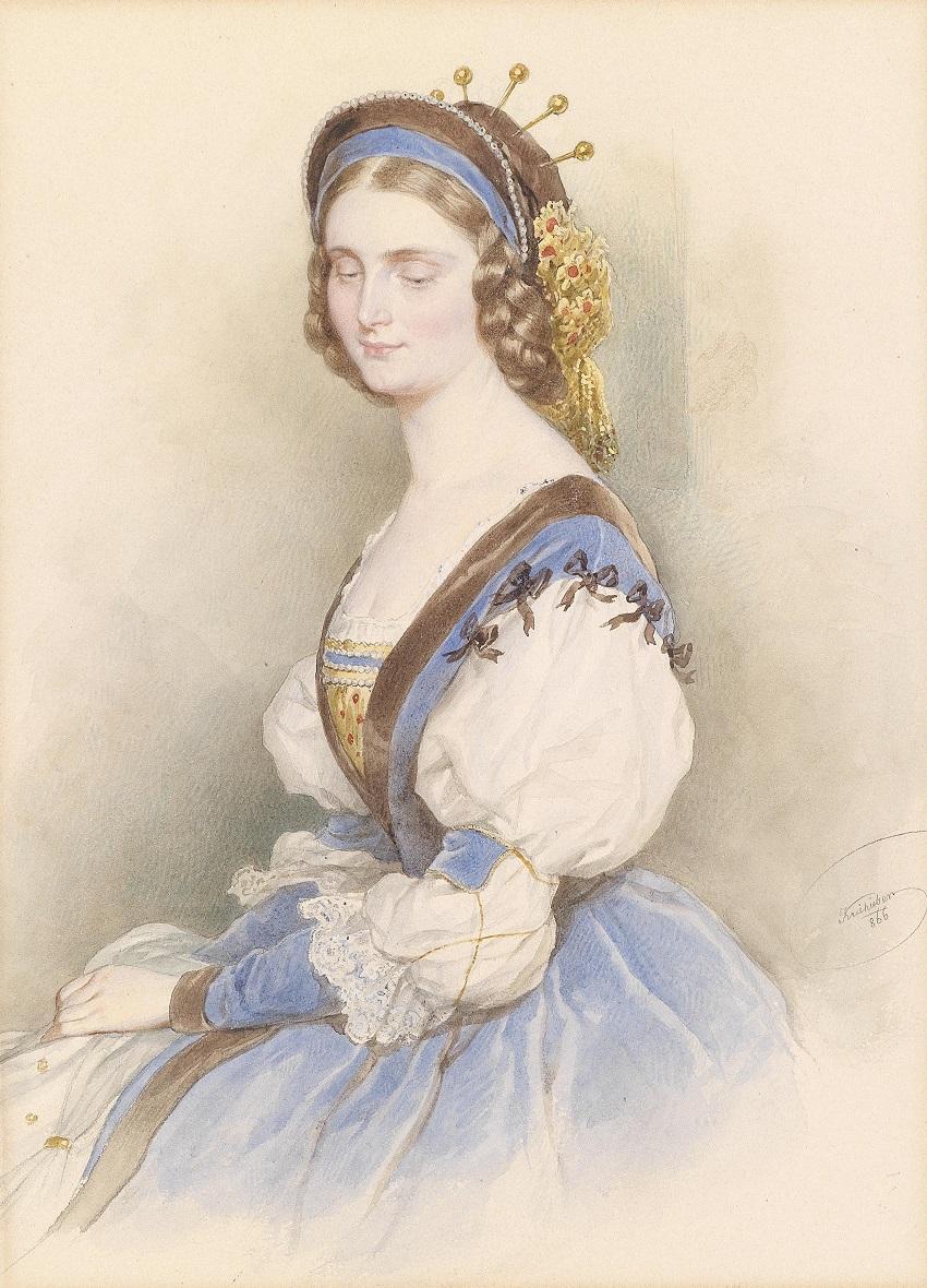 Josef_Kriehuber_Bildnis_einer_jungen_Dame_in_blauem_Kleid_1866.jpg