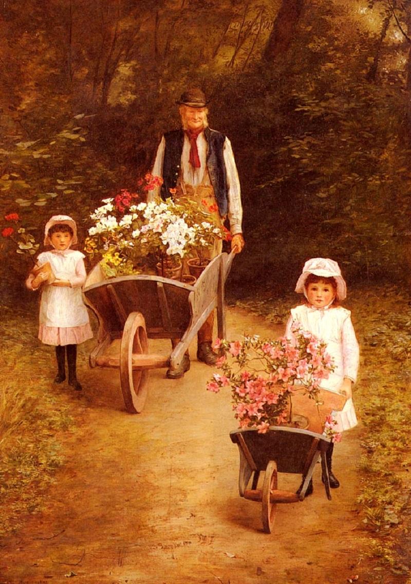 Helping Gardener