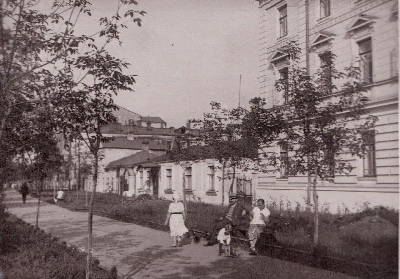 1930-е. Садовая-Кудринская 26-28