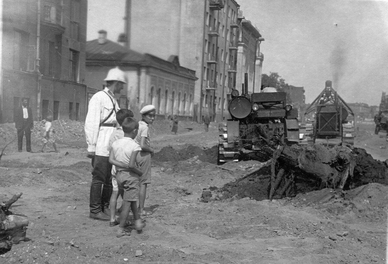 1936. Садово-Кудринская улица, 19