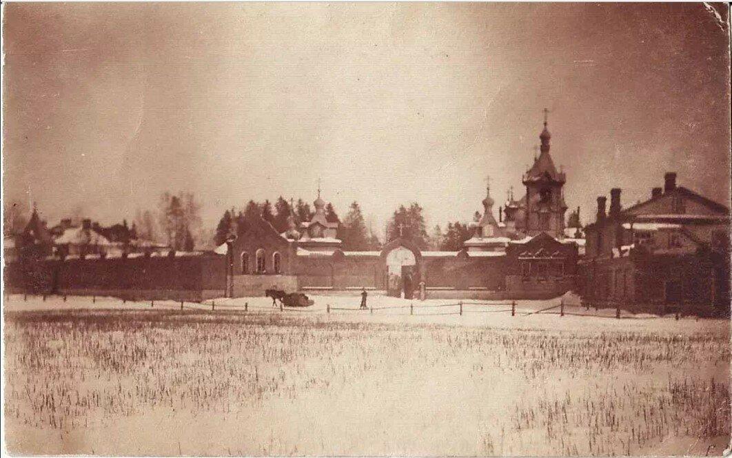 Курковицы. Пятогорский монастырь