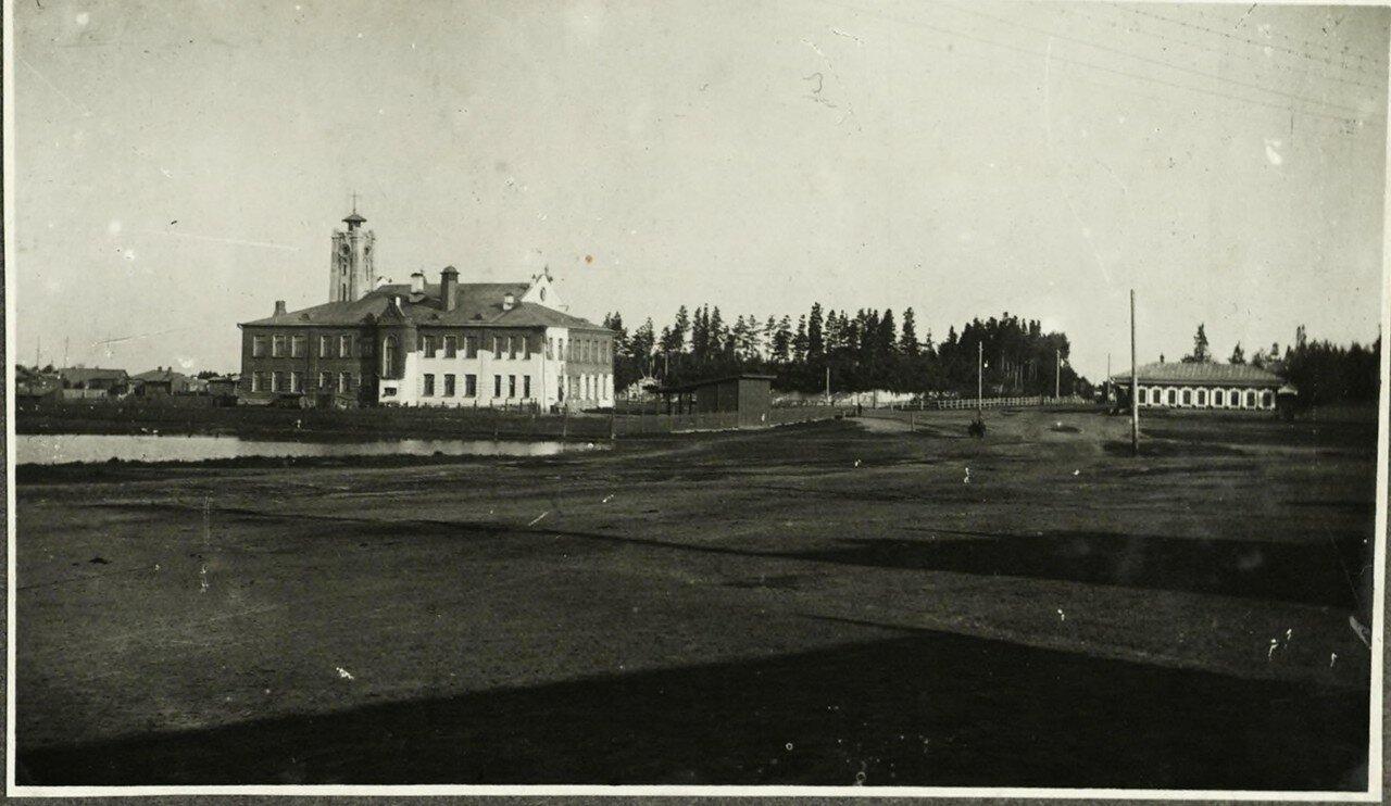 Андреевская площадь (1913)