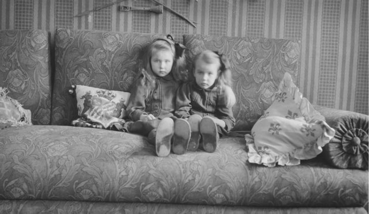 Дочь Бьёрна Аминова