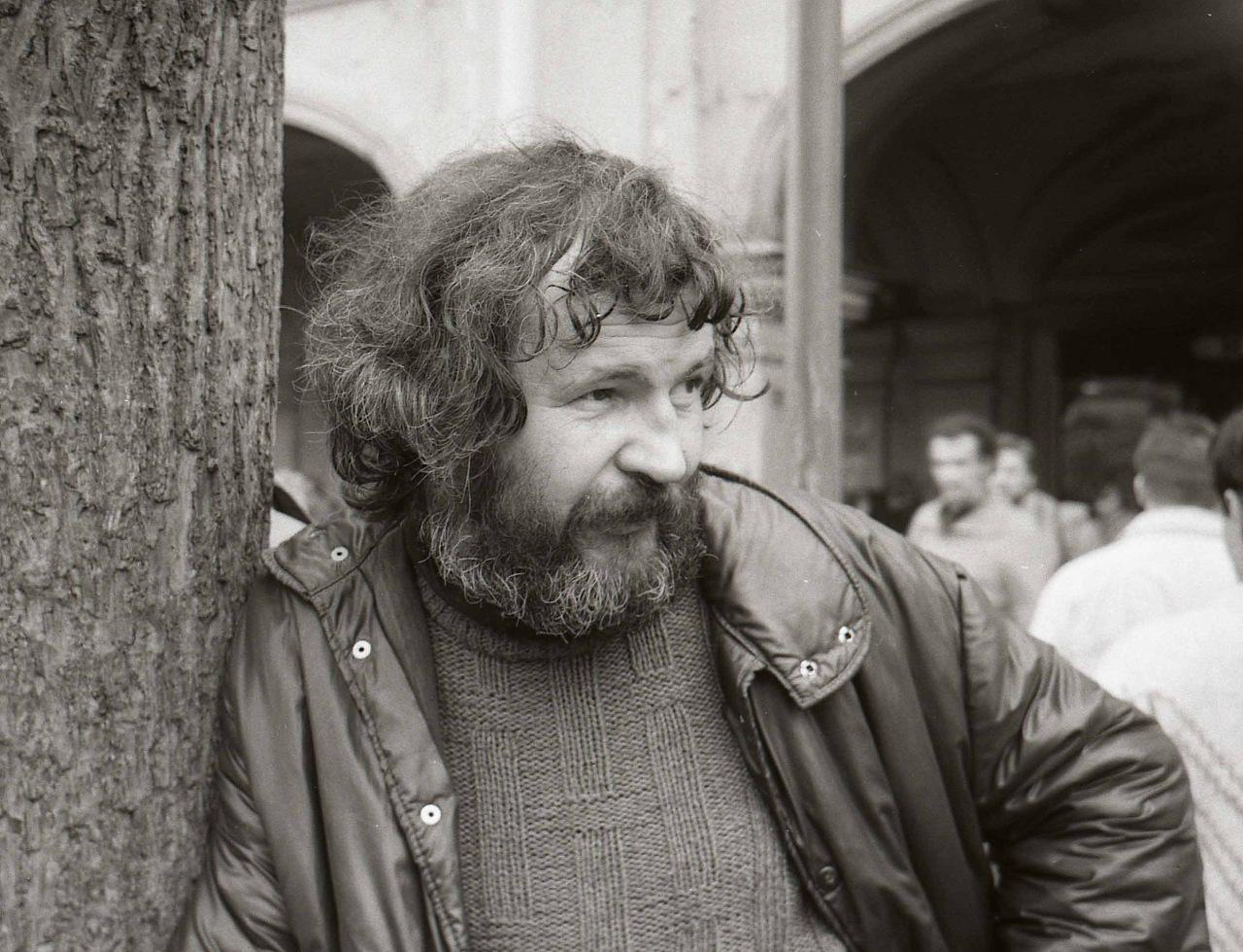 Поэт Геннадий Григорьев