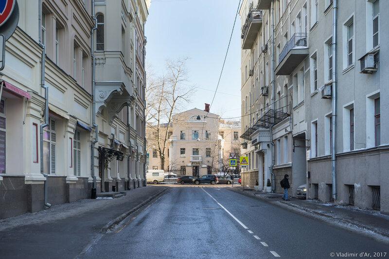 Сретенский переулок
