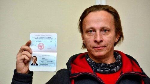 Иван Охлобыстин теперь гражданин ДНР