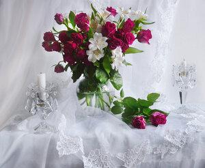 Пленительны, нежны, цветы - очарование...