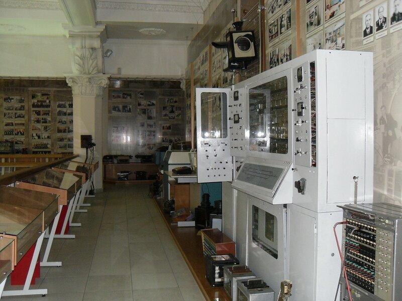 Музей истории Западно-Сибирской железной дороги. Часть третья.