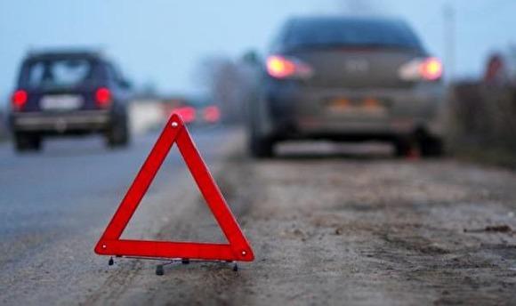 ВСосновском районе автоледи погибла при столкновении с фургоном