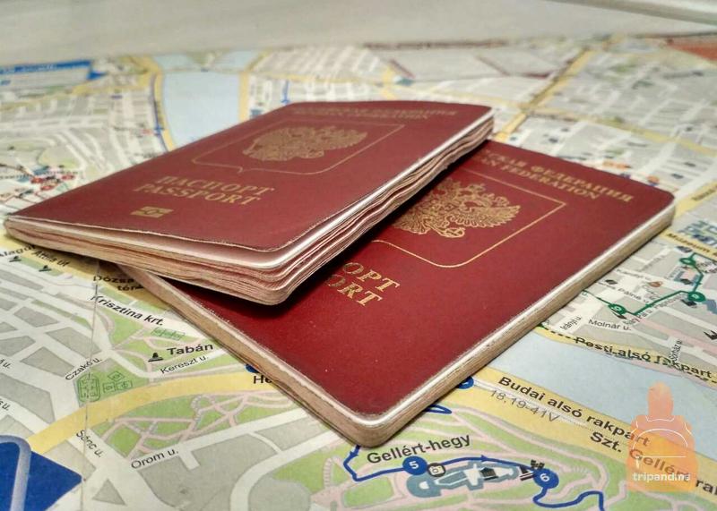 Лучше, когда у ребенка свой заграничный паспорт