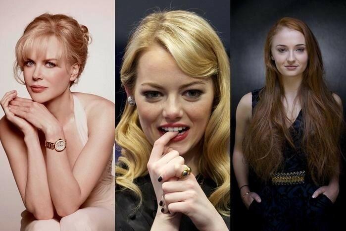 Фото 12 рыжих актрис, которые просто сводят с ума своей огненной красотой
