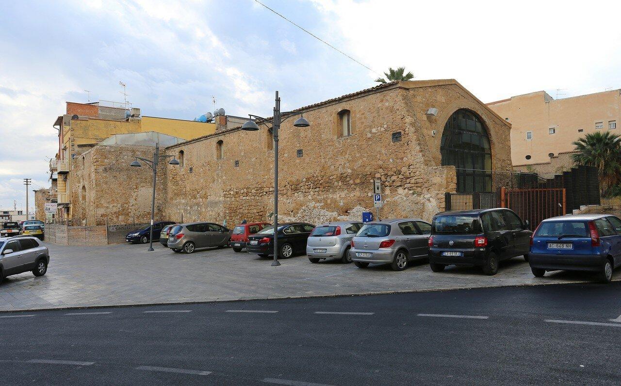 Джела. Муниципальные склады (Granai del Palazzo Ducale)