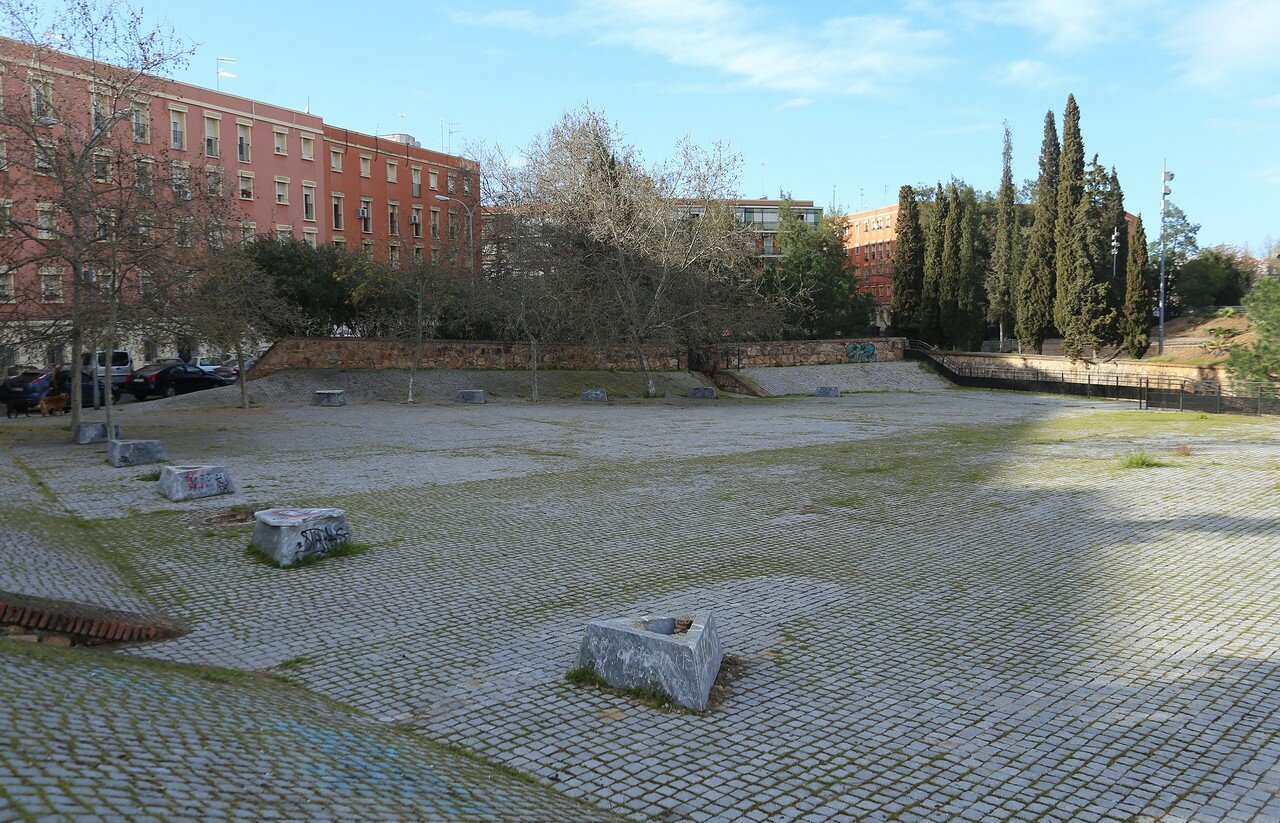 Parque Infantil, Badajoz