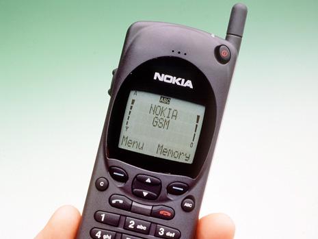 1994 год: Nokia 2110 стала первой моделью с фирменным рингтоном, который стал настоящим хитом.