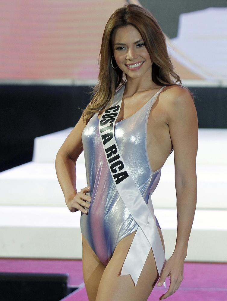 Загрузка… Каролина Родригес Дюран из Коста-Рики.