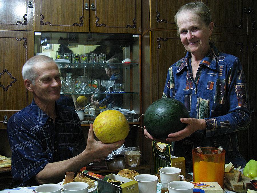 Выращиваем дыни и арбузы (в Вятке, бывшем ссыльном краю и «зоне рискованного земледелия»).