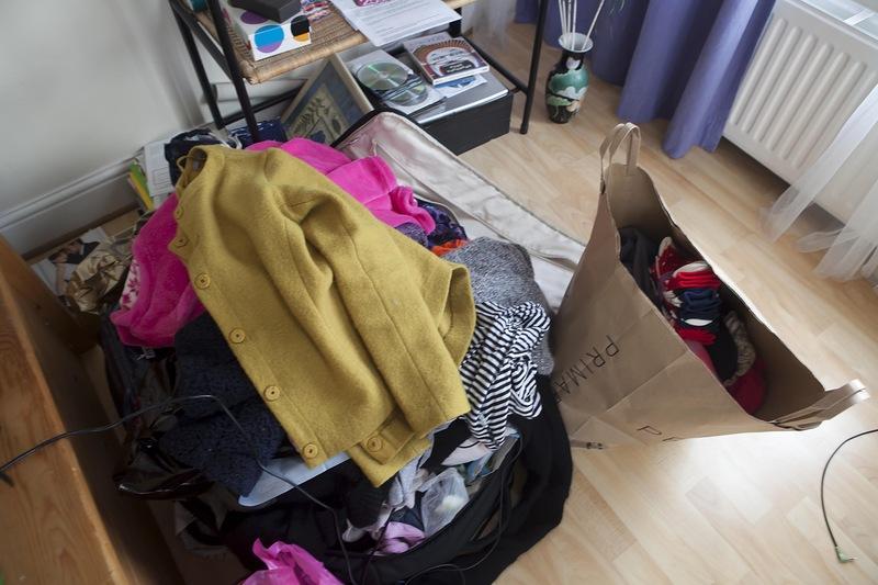 15. Оставлять вещи в чемодане после поездки. Чем не шкаф?