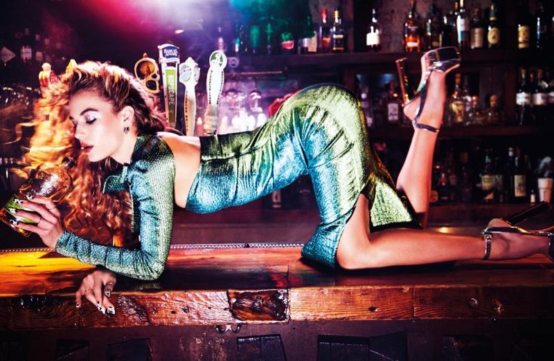 Ханна Фергюсон для Wonderland Magazine