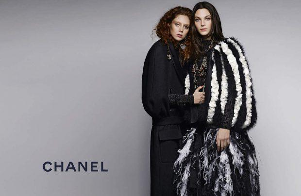 Рекламная кампания Chanel pre fall 2017