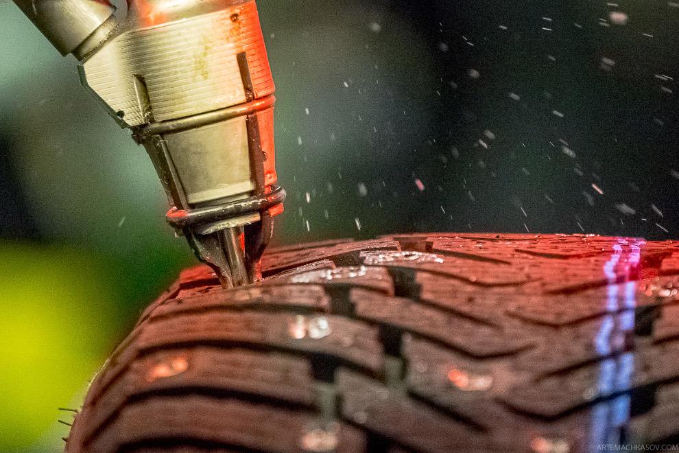 20. На заводе во Всеволожске делают шины, экспортируемые более, чем в 40 стран мира, в том числ