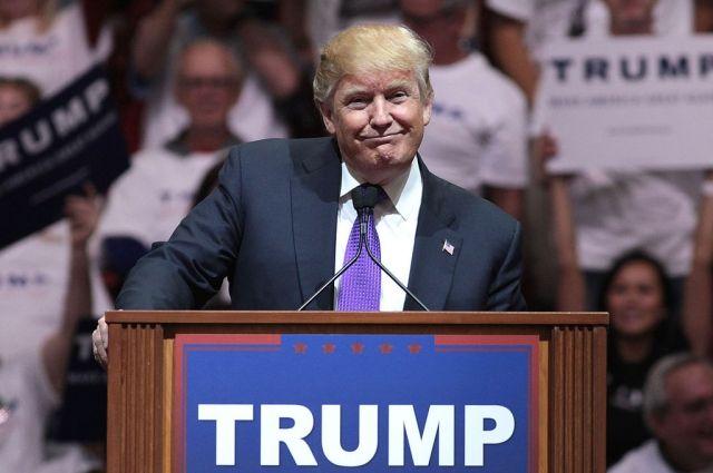 Нехочу видеть на собственной инаугурации известных людей — Трамп