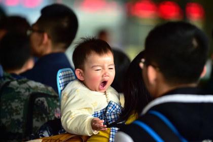 ВКитайской республике зафиксирован самый крупный бэби-бум 21 века