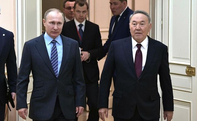 Переговоры вАстане заложили фундамент для встречи вЖеневе— Владимир Путин