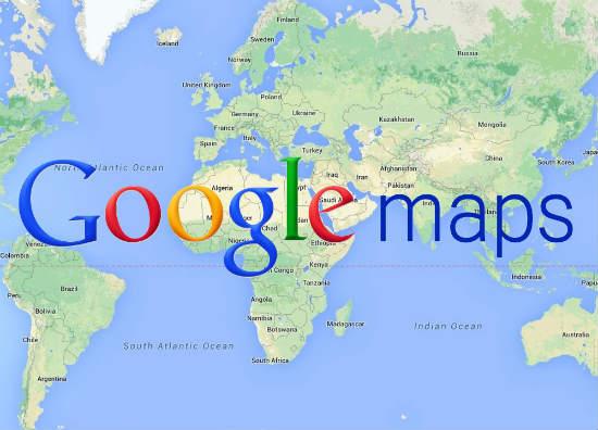 ВGoogle Maps возникла новая функция