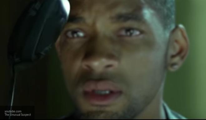 ВYouTube появилось видео фильма «Матрица» соСмитом в основной роли