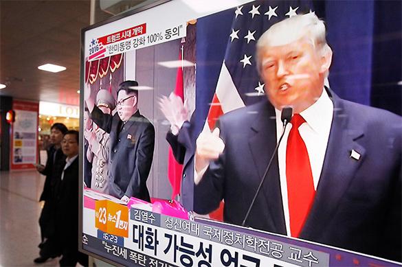Ким Чен Ынпренебрег предупреждениями США ипровел тестирования высотной ракеты