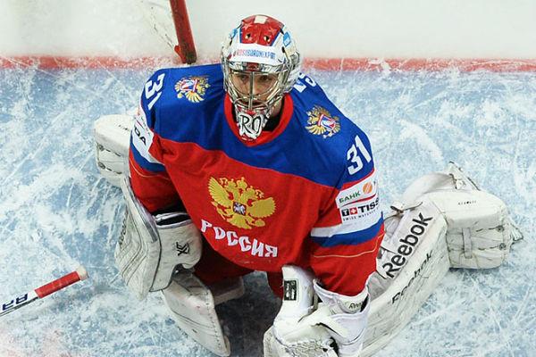 Сборная РФ срезультатом 6:0 обыграла команду Словакии
