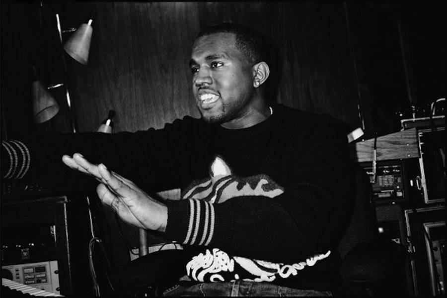 Kanye West, Los Angeles, 2005