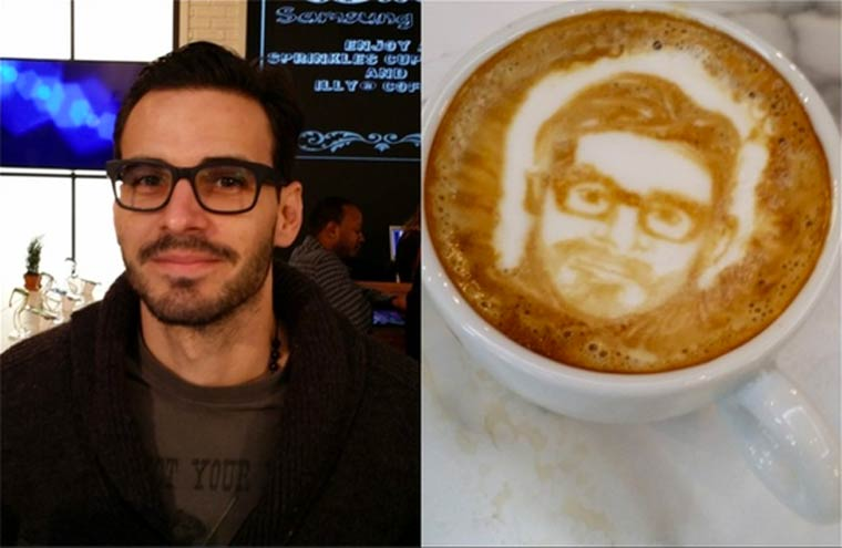 Baristart - The Latte Art of Michael Breach