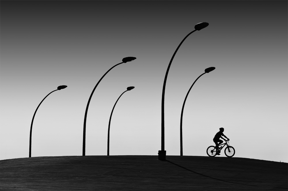 The Brooding Black and White Photography of Guy Cohen