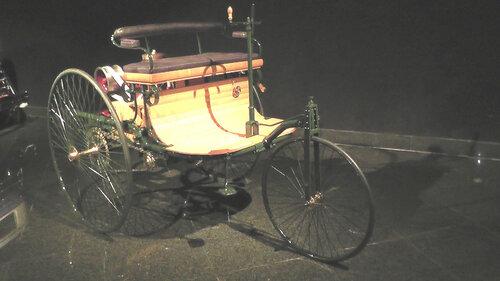 Автомобиль Бенца) или трицикл Бенца №1 — первый в мире автомобиль