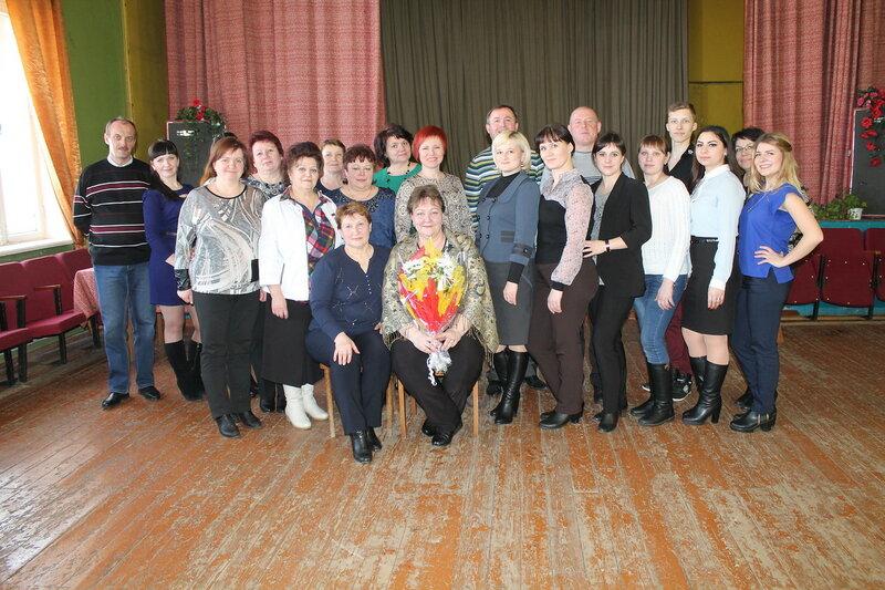 Выездной районный семинар работников структурных подразделений МБУК ЦКС.