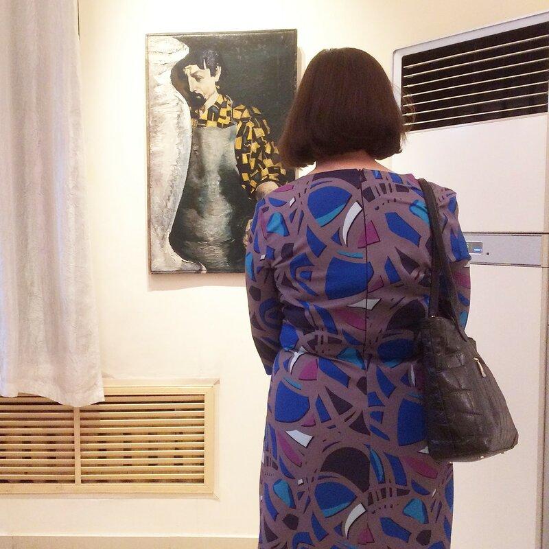 Четвёртый приступ к выставке