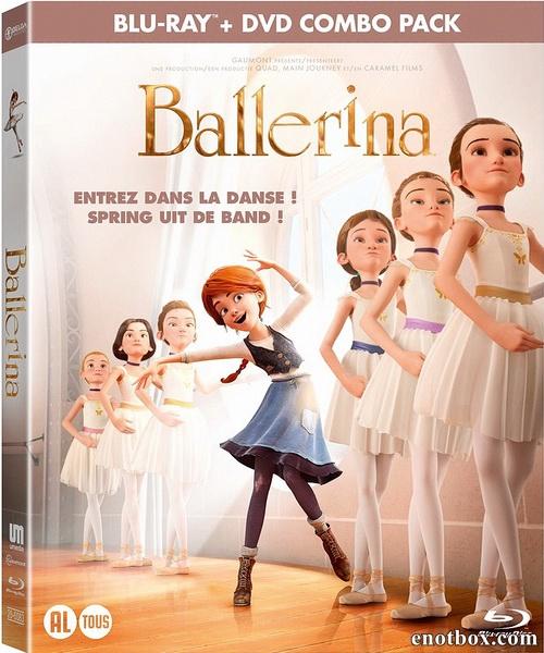 Балерина / Ballerina (2016/BD-Remux/BDRip/HDRip)
