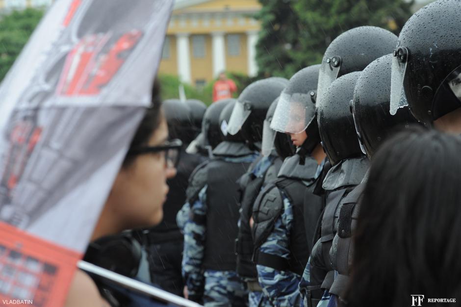12062017 День России, митинг, Навальный