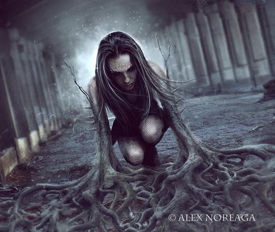 Creative Art by Alex Noreaga