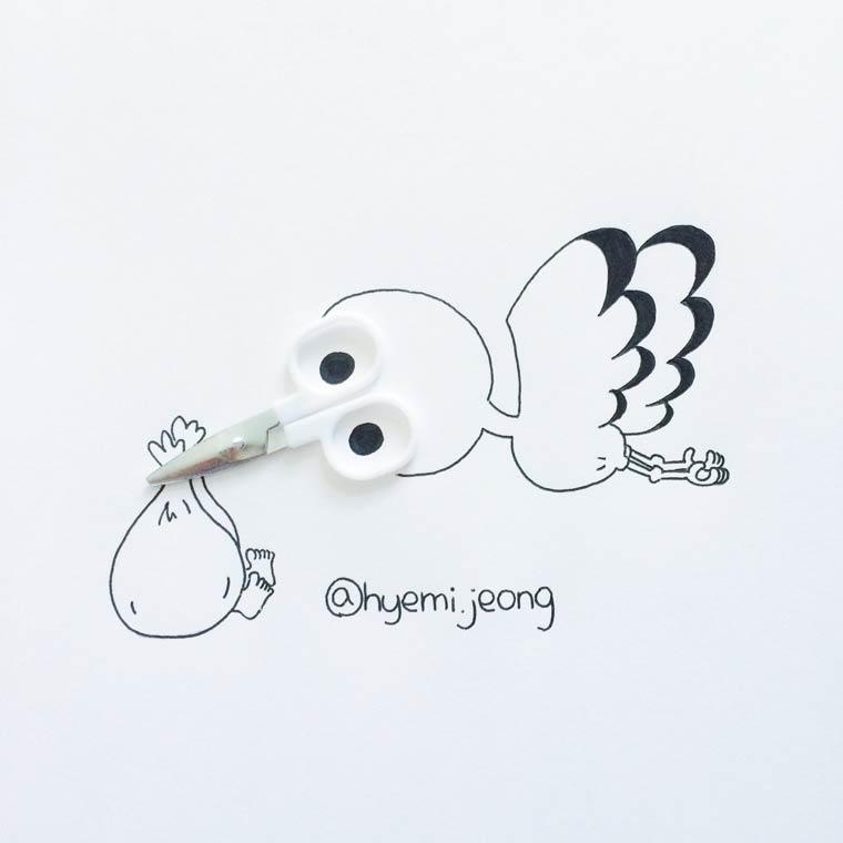 Les adorables creations de Hyemi Jeong