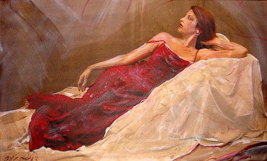 Stunning Paintings by William Oxer