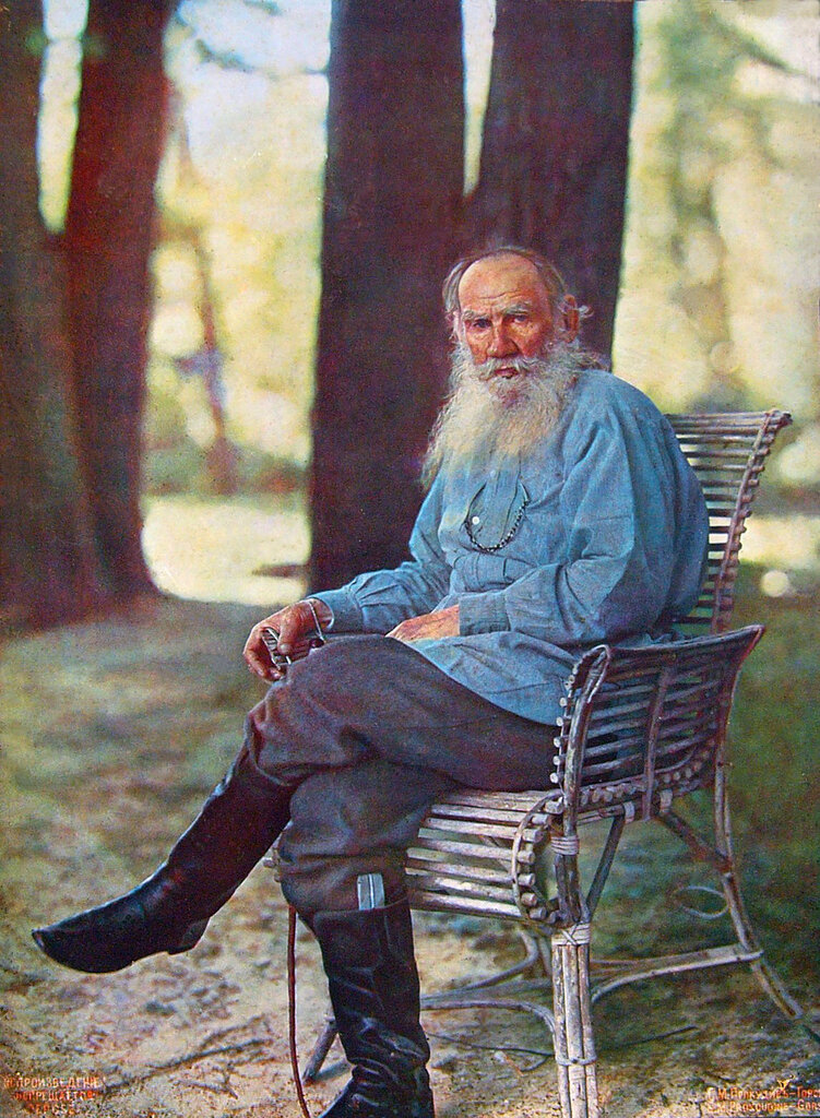 Лев Толостой 23 мая 1908 года Прокудин-Горский.jpg