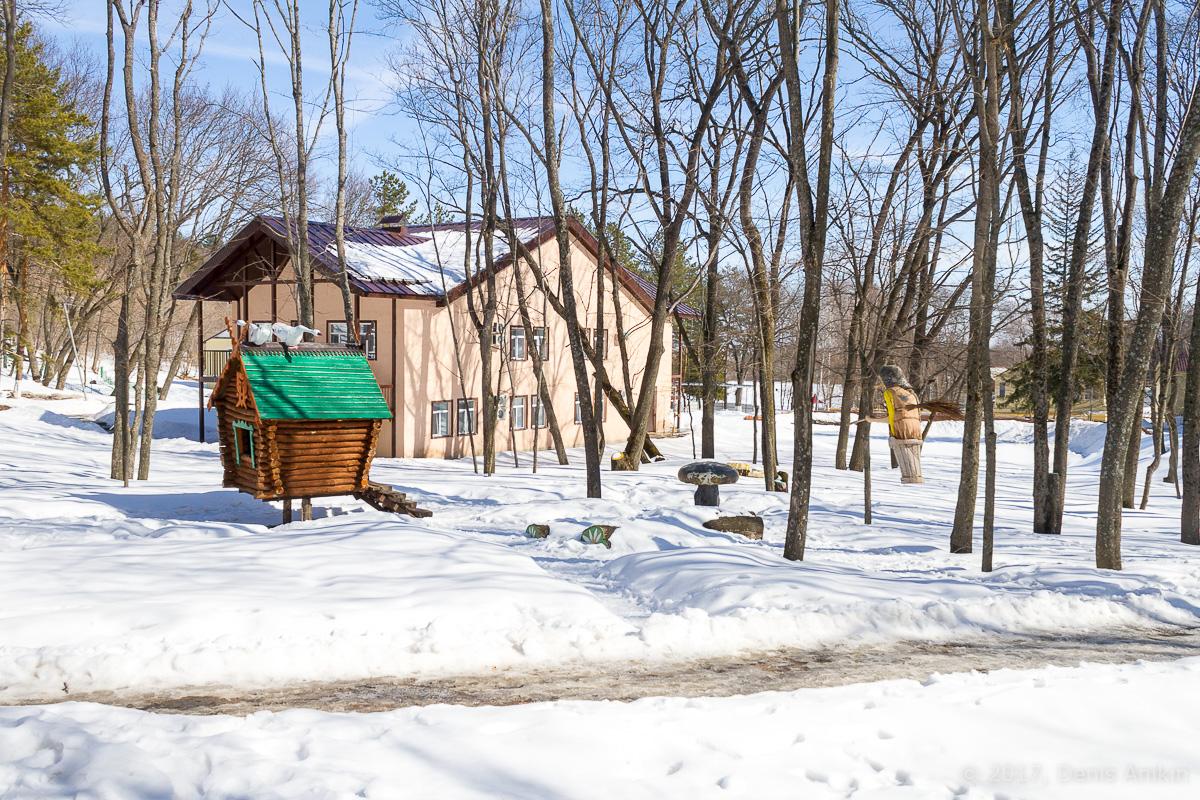 социально-оздоровительный центр пещера монаха хвалынск зима фото 24