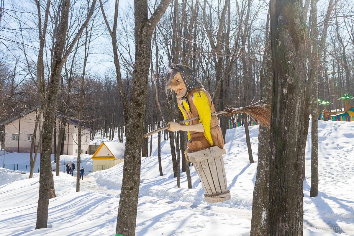 социально-оздоровительный центр пещера монаха хвалынск зима фото 25