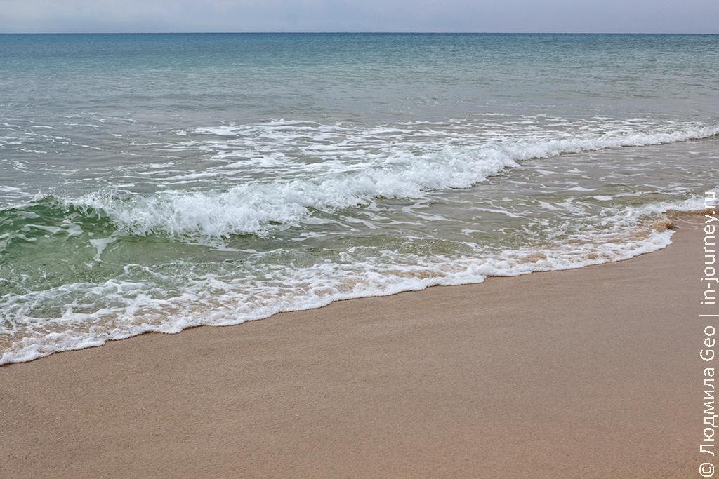 море Хаммамет фото