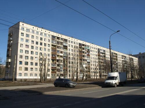 ул. Подвойского 42