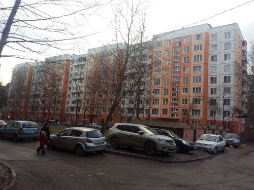 ул. Софьи Ковалевской 5к6
